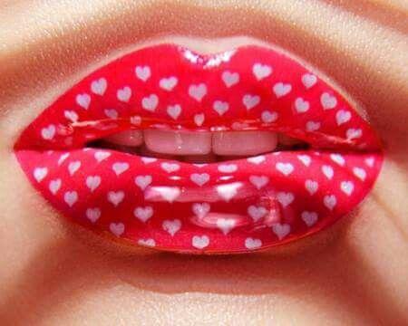 Heartful Lips