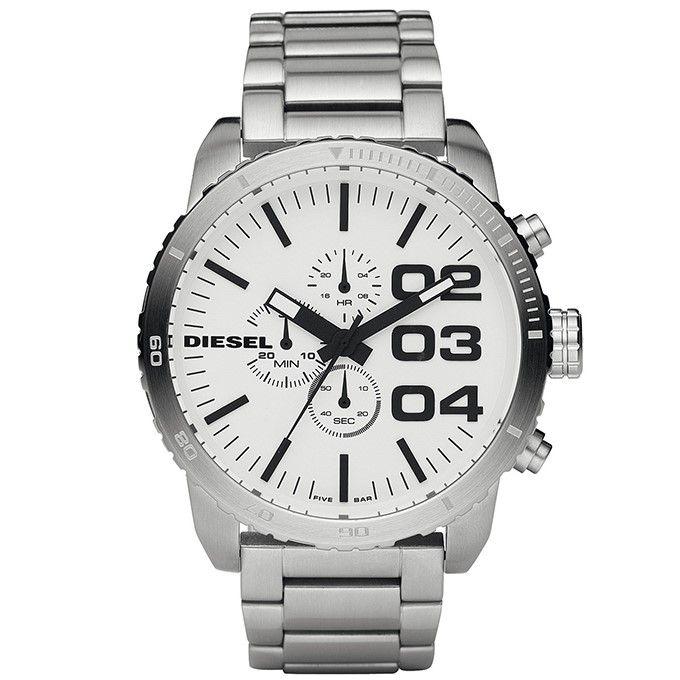 a9ea417421a2 reloj diesel acero