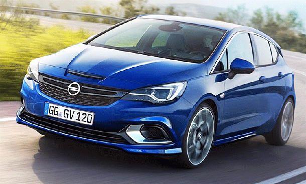 Opel Astra K OPC (2018)