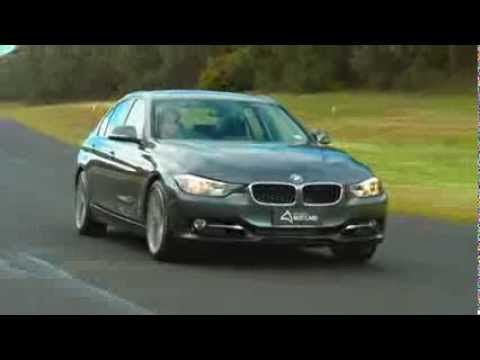 Australia's Best Cars 2013 - Best Medium Car over $50,000 - BMW 3 Series 320i. For the full review and more visit - http://www.racq.com.au/bestcars