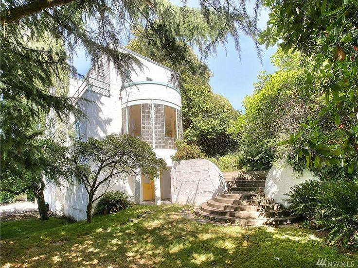 Best Art Deco Homes Images On Pinterest Modern Houses The