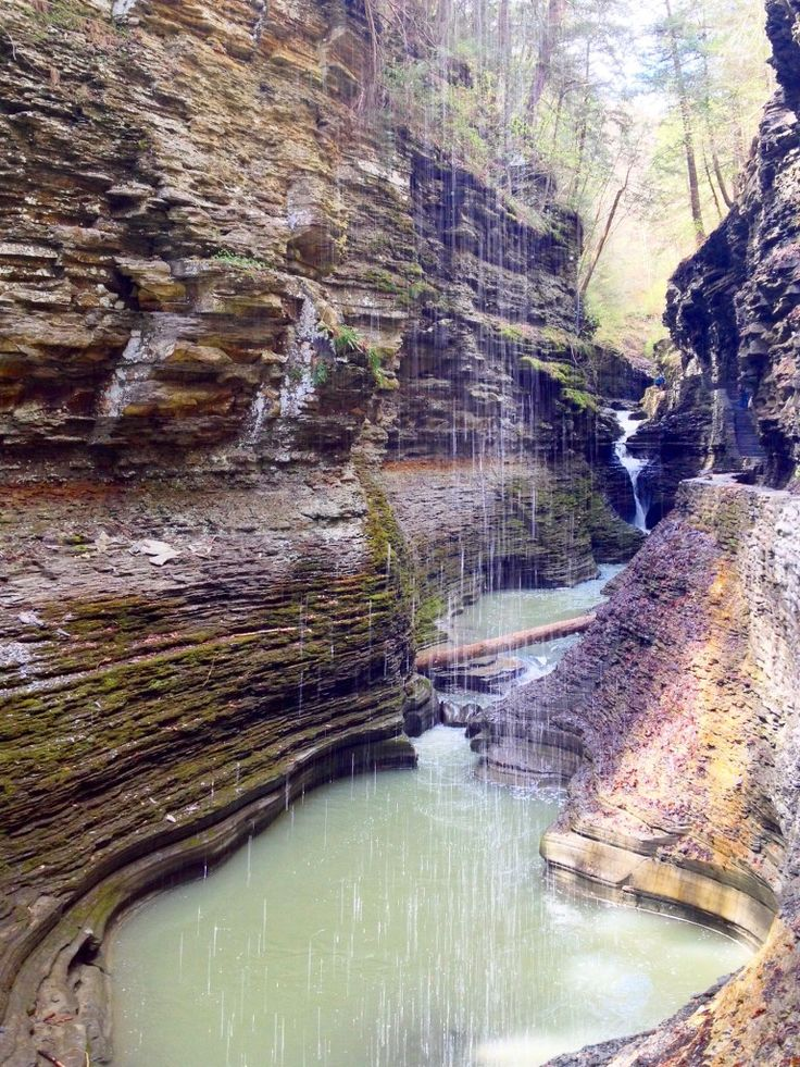 Upon entering Watkins Glen State Park, you will feel as if you were transported into a fairytale. Located in Upstate New York, this place is truly a waterfall lover's paradise. Let my photos and words convince you to visit Watkins Glen right now!