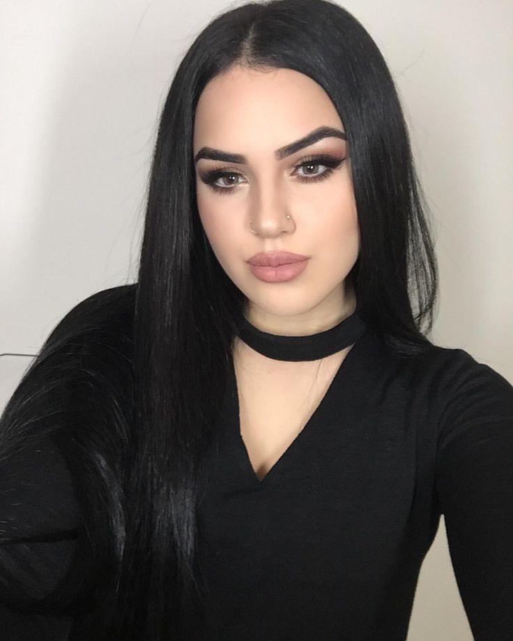 Veja esta foto do Instagram de Sabrine Maghnie • 4.146 curtidas   – makeup