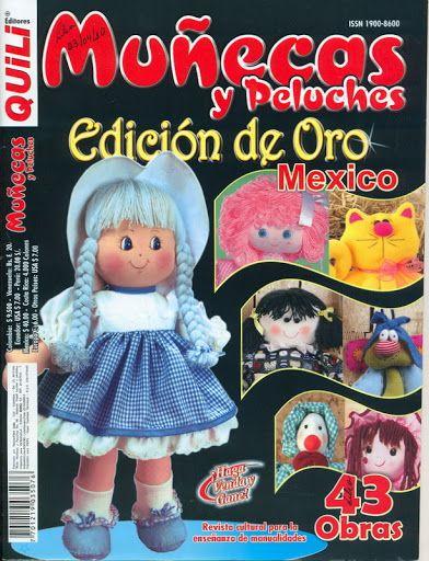 quili muñecas y peluches ed.de oro méxico - nery velazquez - Веб-альбомы Picasa