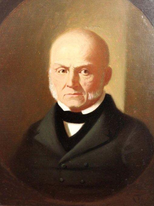 John Quincy Adams, 6th President of the USA, 1825-1829, Democratic-Republican, Secretary-of-State (1817-1825)