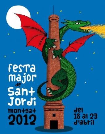 Festa Major de Sant Jordi 2012 #Montgat