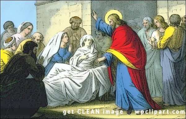 """Today's title is taken from the gospel reading from today's Mass readings... He stepped forward and touched the coffin; at this the bearers halted, and he said, """"Young man, I tell you, arise!"""" Luk..."""