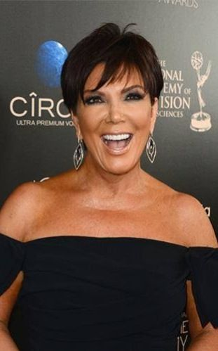@Kris_Jenner you are sooo beautiful! & an amazing mother! !