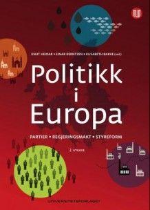 Politikk i Europa (Heftet)