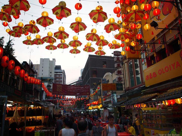 Where To Get Durian In Chinatown | Kuala Lumpur, Malaysia
