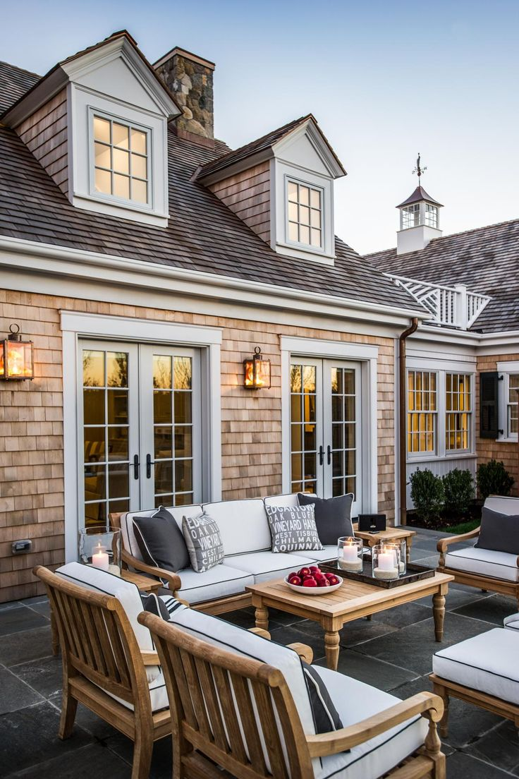 HGTV Dream Home 2015 Back Patio