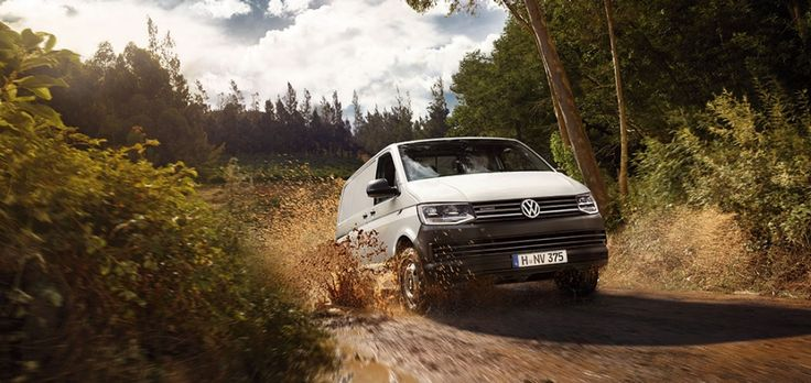 Galería < Transporter Furgón < Modelos < Volkswagen Vehículos Comerciales