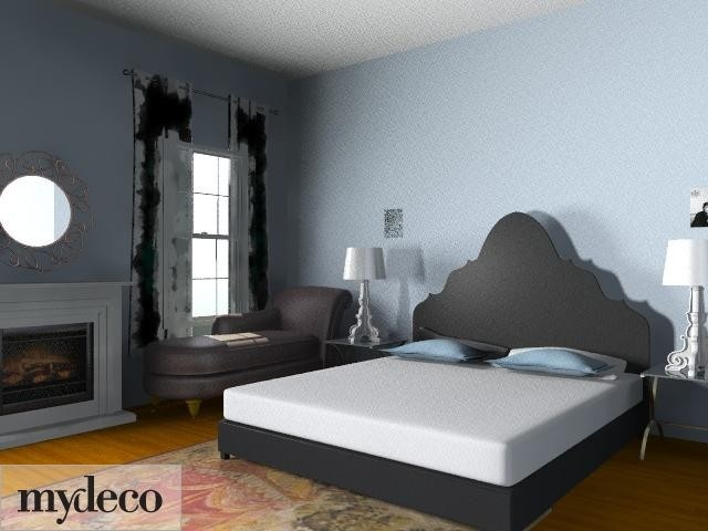 Blair waldorf inspired bedroom for the home pinterest for Blair waldorf bedroom ideas
