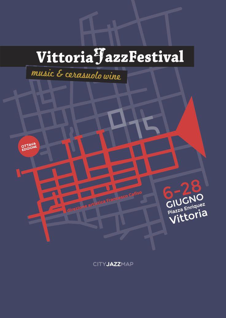 Poster VittoriaJazzFestival 2015
