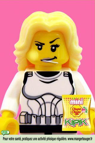 LEGO CHUPA CHUPS