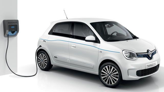 Geneve 2020 Renault Twingo Z E 22 Kwh