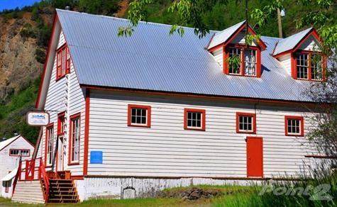 River Song, Telegraph Creek, BC