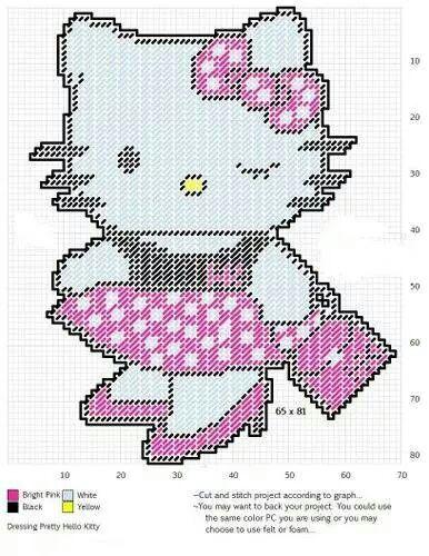 Dressing Pretty Hello Kitty