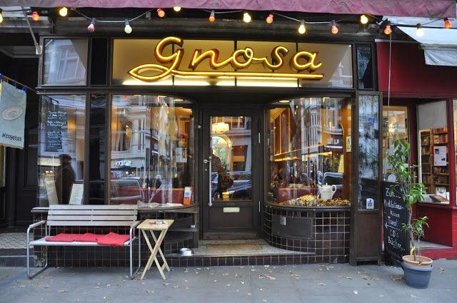 Cafés in Hamburg - Fräulein Anker: Lange Reihe - Gnosa