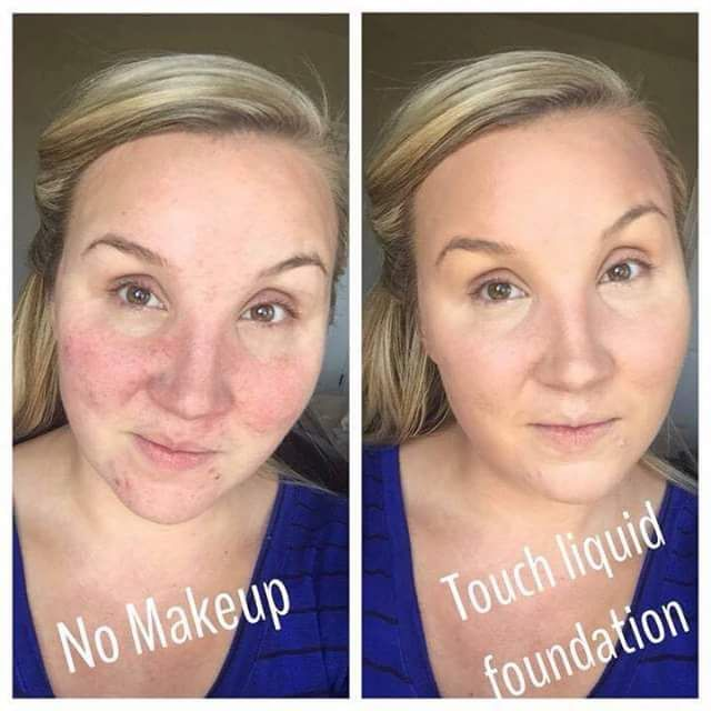 Younique touch mineral liquid foundation. You can't go wrong with this!! www.youniqueproducts.com/mandiadams
