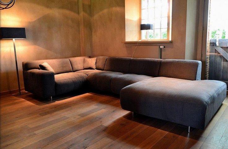 25 beste idee n over diepe sofa op pinterest comfortabele banken grote bank en diepe bank - Ideeen kleuren lounge ...