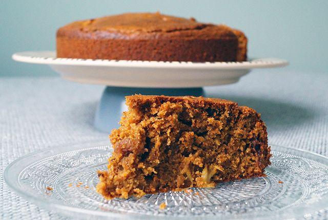 Super lekkere carrot cake met spelt en kokosbloesemsuiker