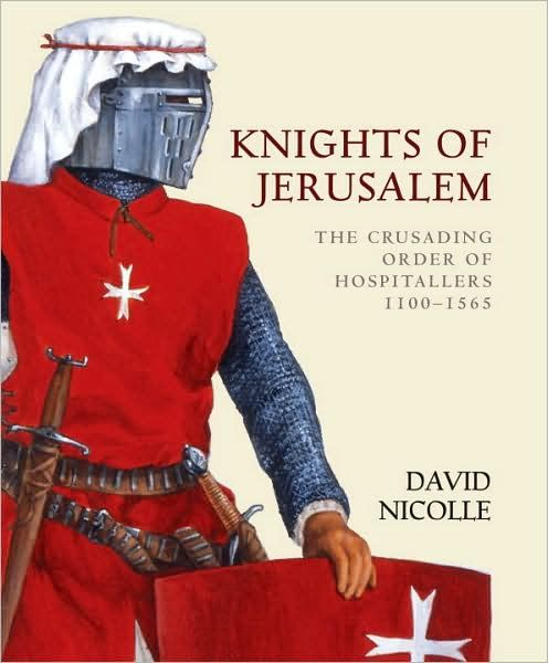 Knights of Jerusalem: The Crusading Order of Hospitallers.  This book examines the lifestyle, experiences and military role of the Hospitaller knight.  It covers the period from the foundation of the order to the invasion of Rhodes in 1306.