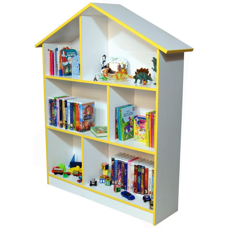 25+ Best Ideas About Dollhouse Bookcase On Pinterest