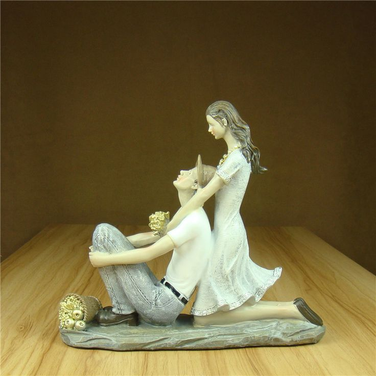 Romantic Countryside Couple Sculpture    $ 81.90 and FREE Shipping    Tag a friend who would love this!    Visit us ---> https://memorablegiftideas.com/romantic-countryside-couple-sculpture/    Active link in BIO      #love #outfit Romantic Countryside Couple Sculpture