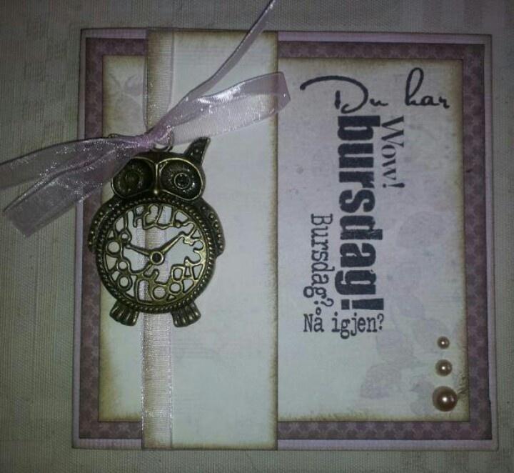Mini card 10x10 cm