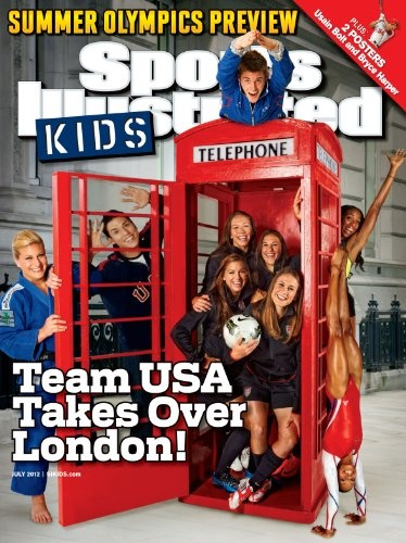 Sports Illustrated KIDS 1-year auto-renewal. List  Price $47.88 Price $19.95