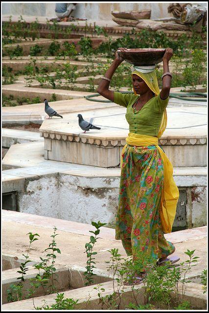 Jaipur woman