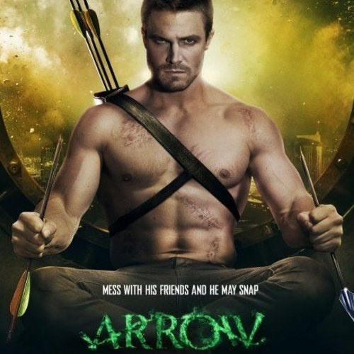 The CW's Arrow Sweeps Promo Art Teases a Major Cliffhanger -- The next three episodes of this popular series based on DC Comics' Green Arrow are coming this February. -- http://wtch.it/zPqIo