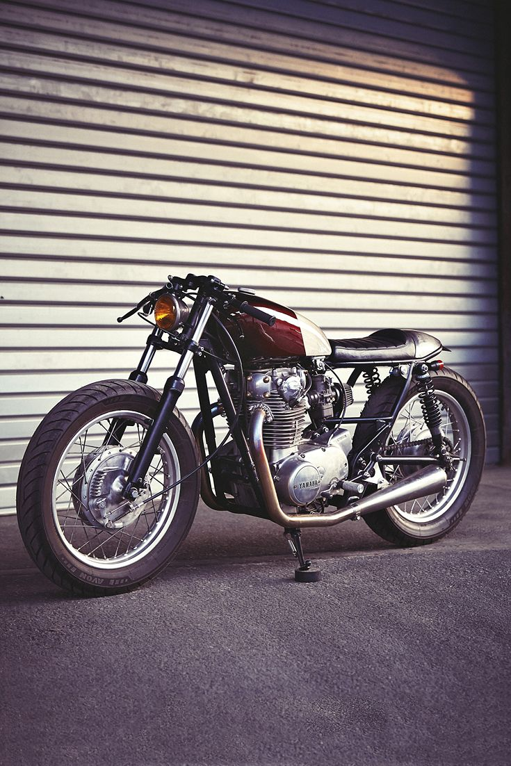 This XS650 from Clutch Custom Motorcycles is elegant, understated and for sale. Check out the details at http://www.bikeexif.com/xs650