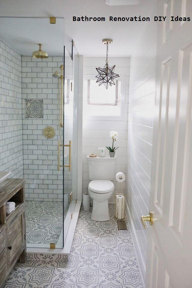 15 Diy Ideas For Bathroom Renovations Diy Bathroomdecor Bathroom Bathroomdecor Diy Ideas Renovatio Badgestaltung Badezimmer Renovieren Schone Badezimmer