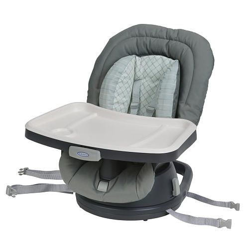 "Graco® SwiviSeat™ 3-in-1 High Chair Booster Seat - Brin - Graco - Babies ""R"" Us"