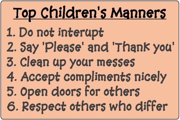 http://pinkchic18.hubpages.com/hub/How-to-Teach-Children-Good-Manners