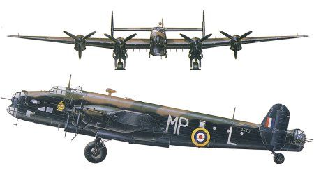 halifax bombardero | Handley Page Halifax (Technical Specification)