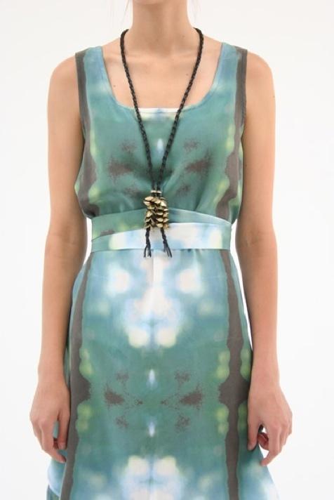 Ermie Bokeh dress
