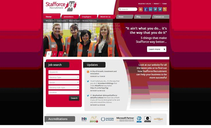 Stafforce Recruitment invests in people