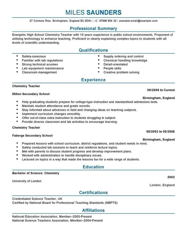 examples resumes highlights resume skills samples for builder free livecareer quick
