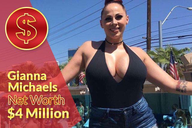 Gianna Michaels 2021