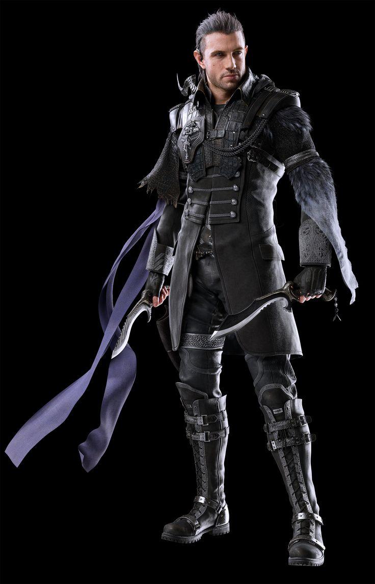 Kingsglaive: Final Fantasy XV - Album on Imgur