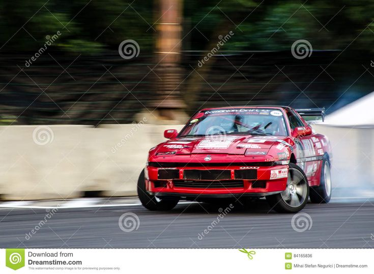 Sliding Car - Download From Over 57 Million High Quality Stock Photos, Images, Vectors. Sign up for FREE today. Image: 84165836