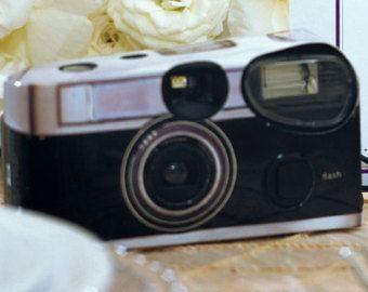 10 Disposable Cameras Wedding Favor by LoveandLuxeHandmade