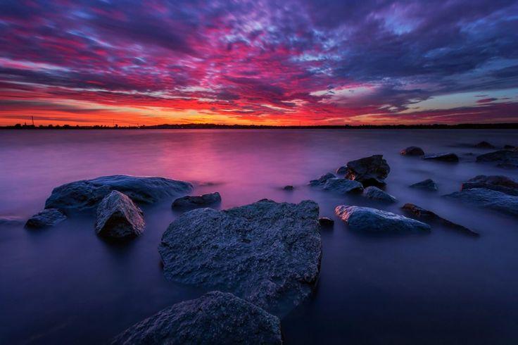 Photo Sunset by Martin Worsøe Jensen on 500px