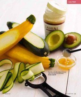 21-Days Raw Food Detox Resolution (Mushroom Soup Recipe)