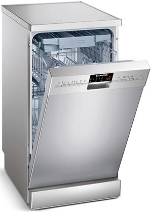 Siemens freestanding narrow dishwasher
