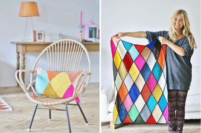 Dé manier om jouw (woon)kamer een kleurrijke boost te geven ...