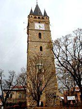 Nagybánya, Szent István torony, Fotó: Mircea Roșu